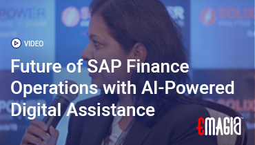 Future of SAP Finance Operations with AI-Powered Digital Assistance