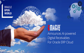 Emagia Announces AI-powered Digital Receivables For Oracle ERP Cloud