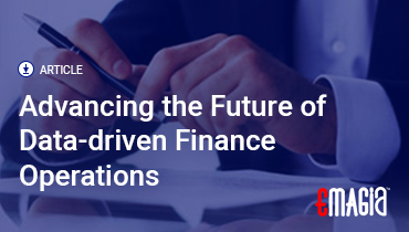 Advancing the Future of Data-driven Finance Operations