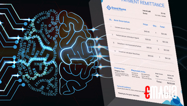 Cognitive Data Capture AI-as-a-Service For Receivables and Treasury