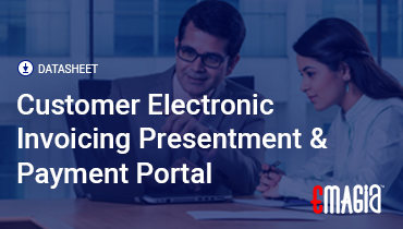 Customer Financial Service Portal Datasheet