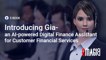 Emagia introduces Gia, an AI-powered Digital Finance Assistant for Customer Financial Services