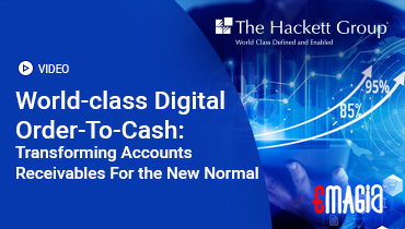 World-class Digital Order-To-Cash: Transforming Accounts Receivables For the New Normal