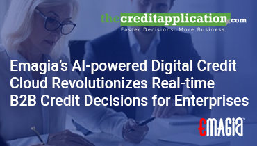 Emagia's AI-powered Digital Credit Cloud Revolutionizes Real-time B2B Credit Decisions for Enterprises