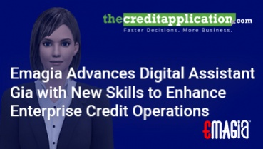 Emagia Advances Digital Assistant Gia with New Skills  to Enhance Enterprise Credit Operations