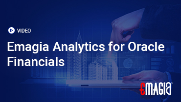 Emagia Analytics for Oracle Financials