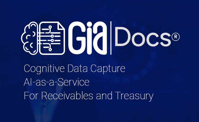 Gia Docs AI, a Cognitive Data Capture Service for Finance