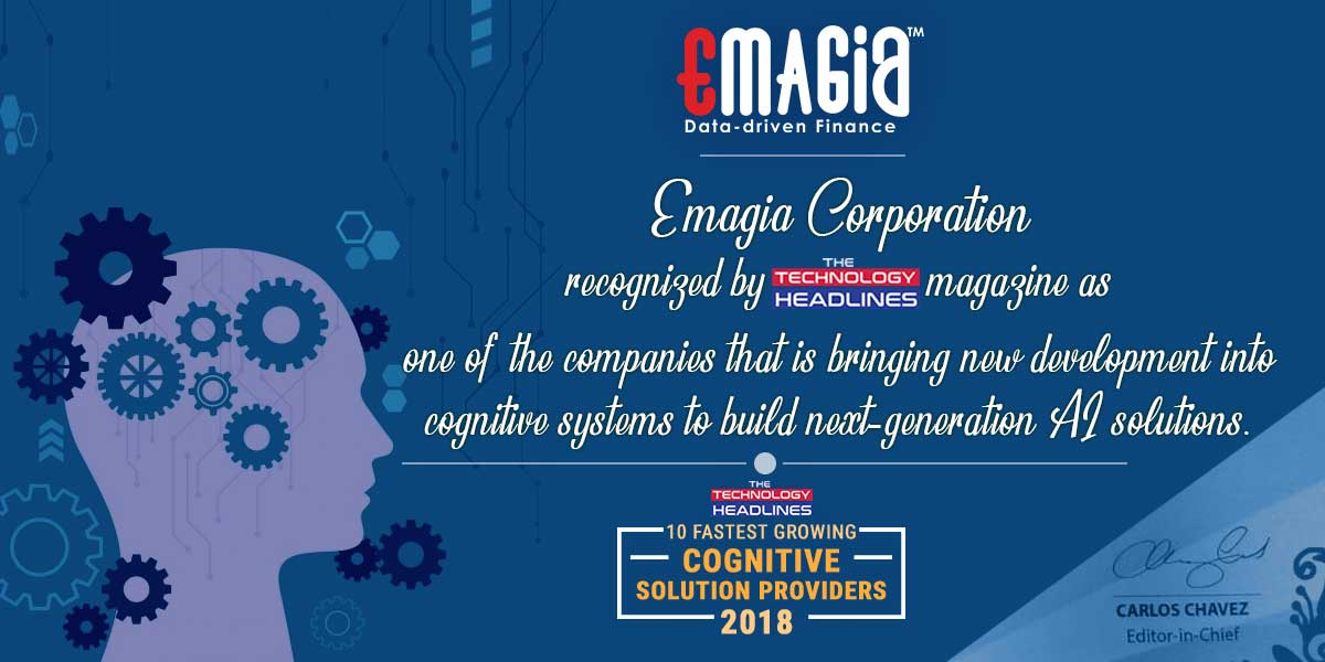 Emagia Corporation's vision is to transform customers' entire C2C process into a cost-effective and customer-centric workflow by implementing digital and Al technologies.