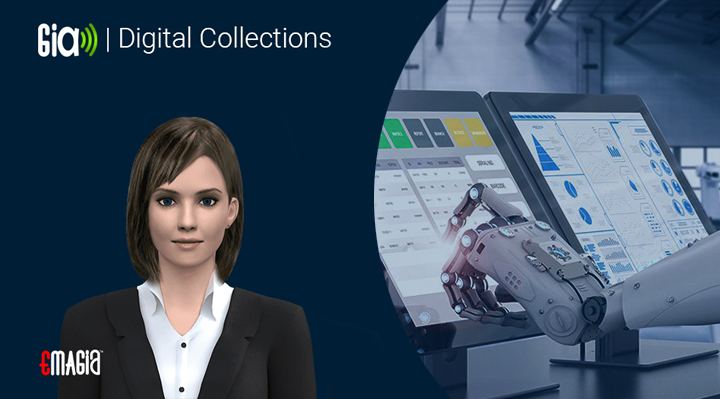 Free AI Tool for B2B Collections Teams: Emagia Digital Collections