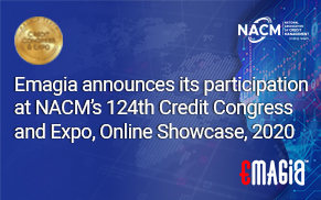 Emagia announces its participation at NACM's 124th Credit Congress and Expo, Online Showcase, 2020