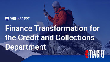Finance Transformation for the Credit and Collections Department