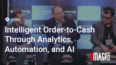 Intelligent Order-to-Cash Through Analytics, Automation, and AI