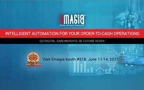 Emagia Announces Its Participation at NACM'S 121st CREDIT CONGRESS