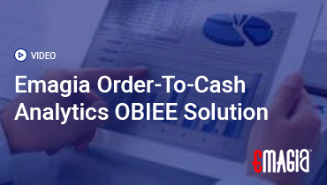 Emagia Order-To-Cash Analytics OBIEE Solution