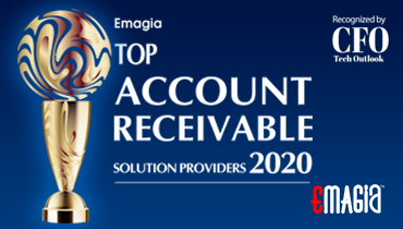 "CFO Tech Outlook Recognizes Emagia As ""The Top 10 Account Receivable Solution Providers 2020"""