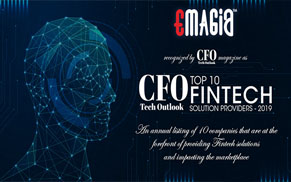 CFO Tech Outlook Recognizes Emagia As The Top 10 Fintech Solutions Providers 2019