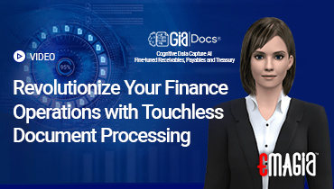 Revolutionize Your Finance Operations with Touchless Document Processing