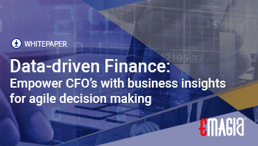Data-driven Finance: Empower CFO's with business insights for agile decision making