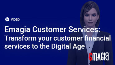 Emagia Customer Services: Transform your customer financial services to the Digital Age