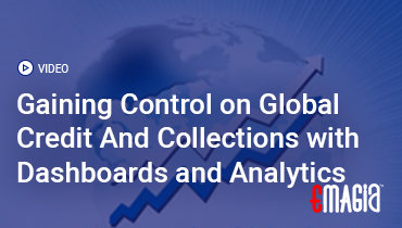 Gaining Control on Global Credit And Collections with Dashboards and Analytics