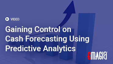 Gaining Control on Cash Forecasting Using Predictive Analytics