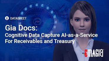 Gia Docs: Cognitive Data Capture AI-as-a-Service For Receivables and Treasury