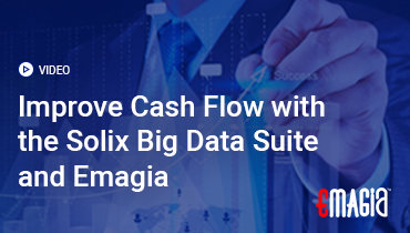 Improve Cash Flow with the Solix Big Data Suite and Emagia