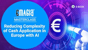 Reducing Complexity of Cash Application in Europe with AI