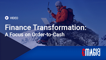 Finance Transformation-A Focus On Order-to-Cash