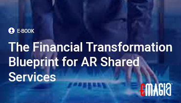 Finance Transformation Blue Print for AR Shared Services