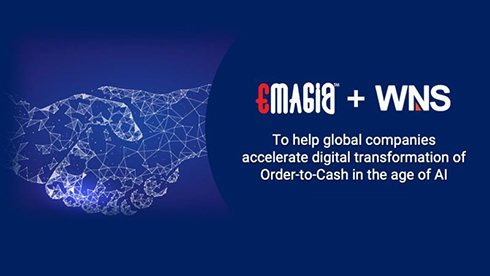 Emagia Announces its Strategic Partnership with WNS to Accelerate Digital Order-to-Cash Transformation in Organizations
